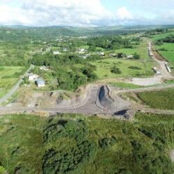 Briseadh carraigeacha gar don Tonn Láin Iúil 2020 - Rock Breaking near Toonlane Junction July 2020