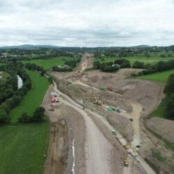 Coolyhane Underbridge July 2020