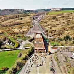 Droichead na Biochaille-Bohill River Bridge