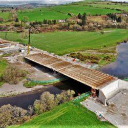 Droichead an tSulán Sullane-River Bridge